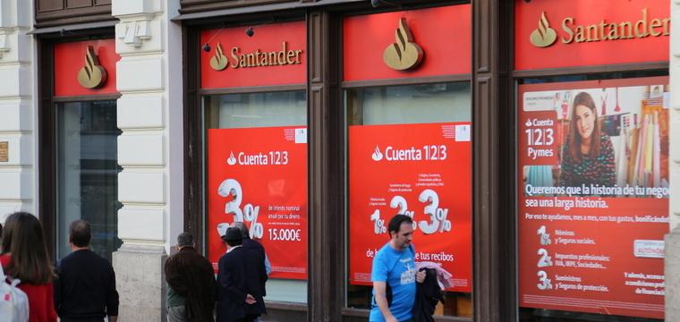 Логотип банка Santander похож на…