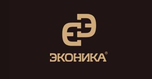 Новый логотип фирмы «Эконика»