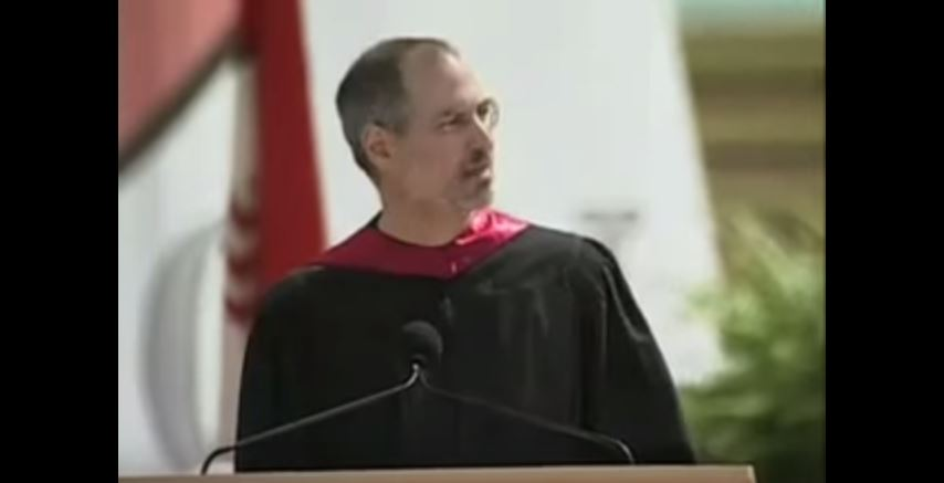 steve jobs standford graduation speech
