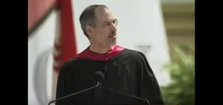 Знаменитая речь Стива Джобса в Стенфорде (12.06.2005)